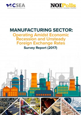 Manufacturing Sector Survey Report 2017 - NOI Polls